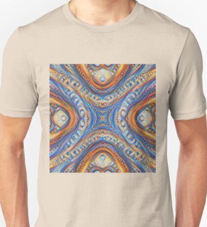 Demicircles #DeepDream T-Shirt