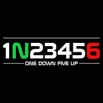 One Down Five Up by kremi