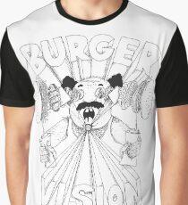 Burger Vision Graphic T-Shirt
