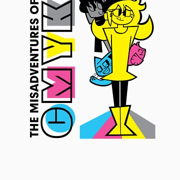 The Misadventures of CMYK by cmaghintay