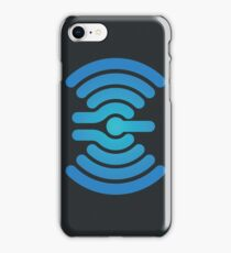 It's The Signal We Need, But Not The One We Deserve Right Now iPhone Case/Skin