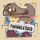 The Time Twisting Tales of Twinkle Toes by Chris Maghintay