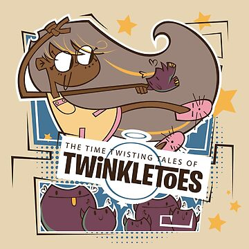 The Time Twisting Tales of Twinkle Toes by cmaghintay