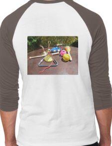 Musical Collection Men's Baseball ¾ T-Shirt