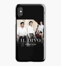 Il Divo - Wicked Game iPhone Case/Skin