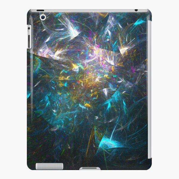 Pyramid Light Burst Fractal Design iPad Snap Case