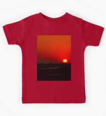Chobe Red Sky Kids Clothes