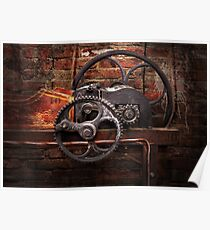 Steampunk - No 10 Poster