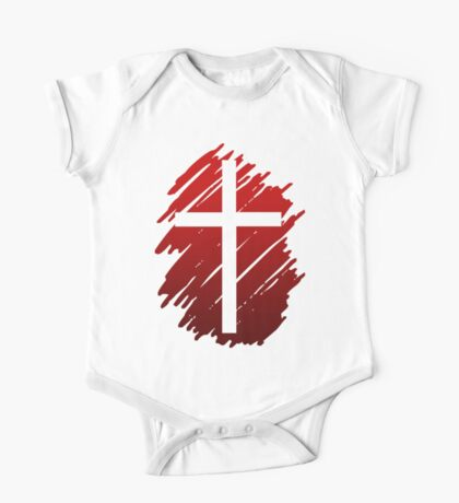 Jesus Christ Son of God Lord Cross Kids Clothes