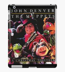 John Denver & The Muppets Christmas Together iPad Case/Skin