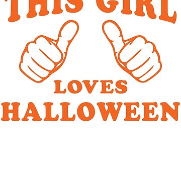 This Girl Loves Halloween by Fitspire