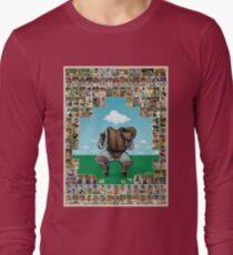 Baseball Card Dream Long Sleeve T-Shirt