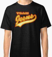 Team Jesus Christ Son of God Lord Classic T-Shirt