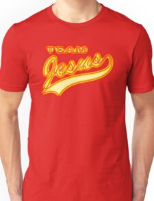 Team Jesus Christ Son of God Lord Unisex T-Shirt
