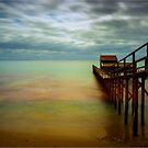 Shelley Beach, Vic. by Greg Earl