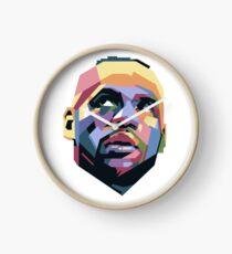 King LeBron ART Clock