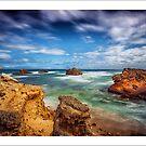 Bay of Islands - Portsea, Vic. by Greg Earl