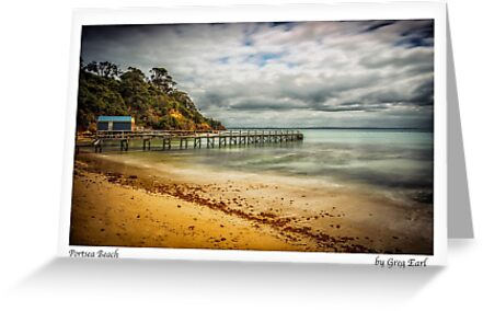 Portsea, Vic. by Greg Earl