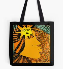 The Sun Eater Tote Bag