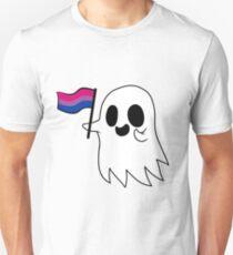 Bisexual Pride Ghost T-Shirt
