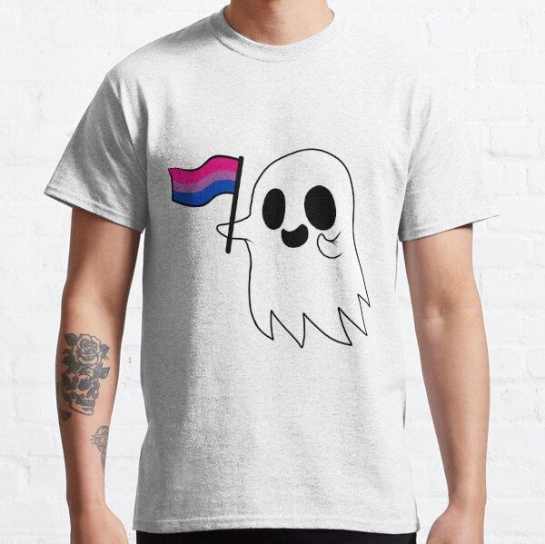 Bisexual Pride Ghost Classic T-Shirt