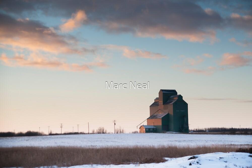 Vanishing Landmark by Marc Neal