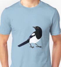 Magpie vector Unisex T-Shirt