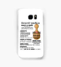 Gourd-pedia What's a Gourd Phone Case Samsung Galaxy Case/Skin