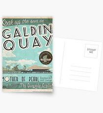 Visit Beautiful Galdin Quay! Postcards
