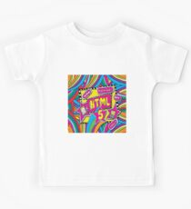 HTML 5 Kids Clothes