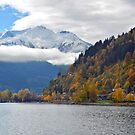 Zell am See - Austria by Arie Koene
