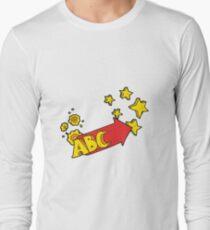 cartoon ABC symbol T-Shirt