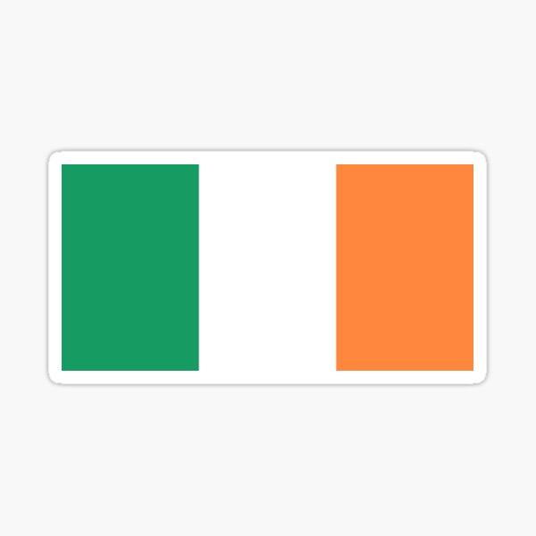 Drapeau irlandais Sticker