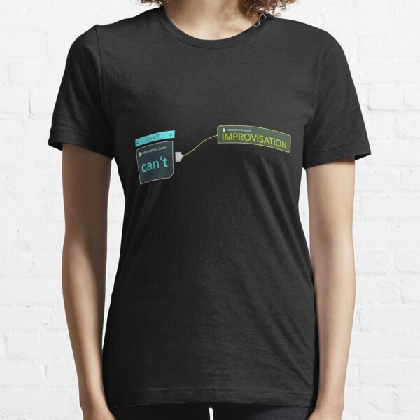 WestWorld - Improvisation Essential T-Shirt