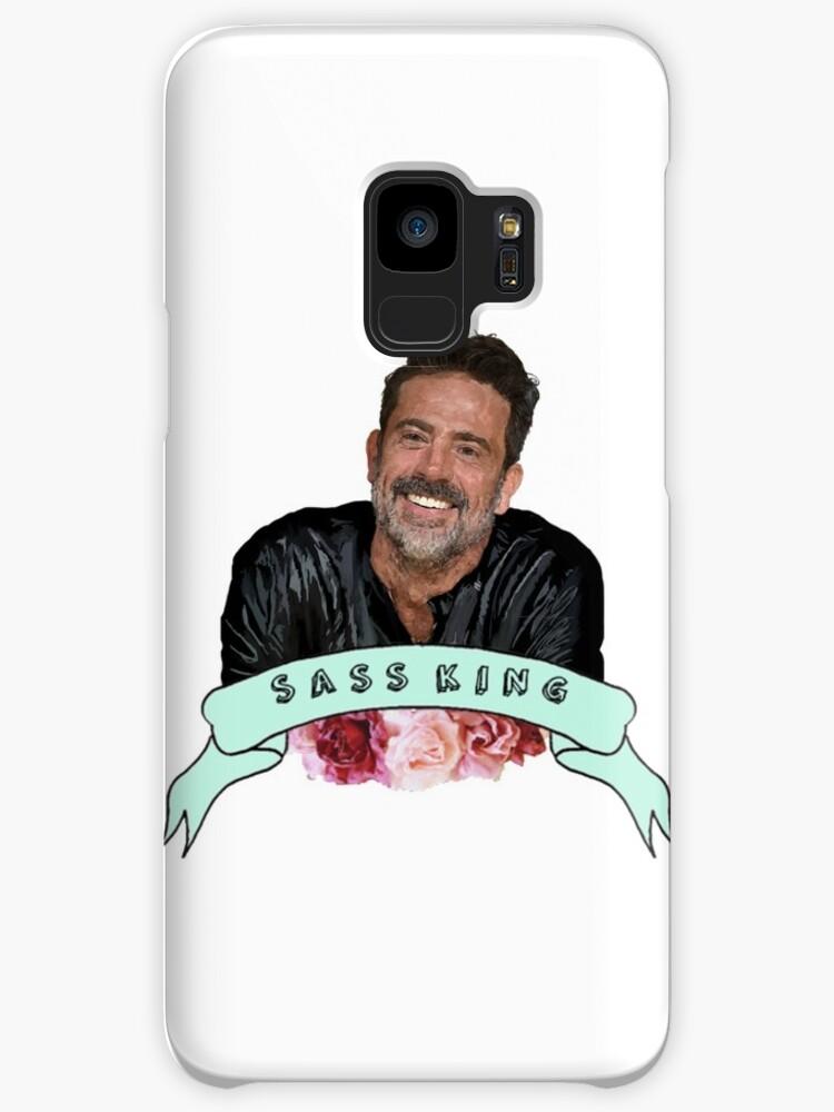 Fundas y vinilos para Samsung Galaxy «Jeffrey Dean Morgan - Sass ...