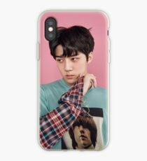 EXO LUCKY SEHUN iPhone Case