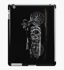 Vincent Black Shadow  iPad Case/Skin