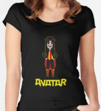 Avatar Women's Fitted Scoop T-Shirt