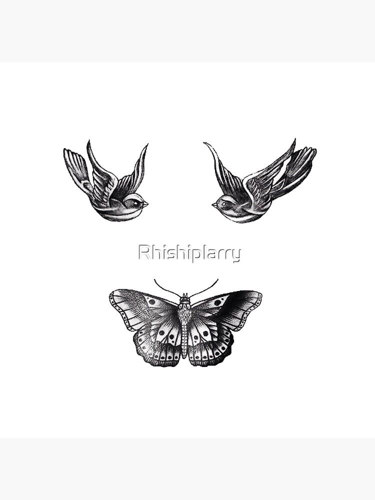 Harry Styles Tattoos von Rhishiplarry