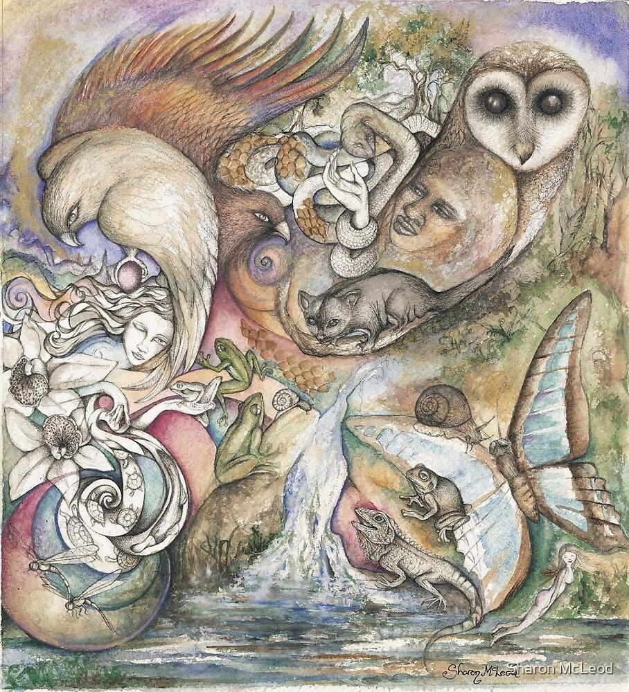 HInterland Magic by Sharon McLeod