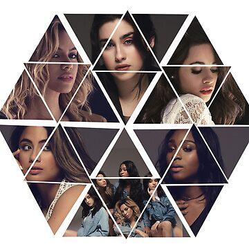 Fifth Harmony Girls by letitbeglee