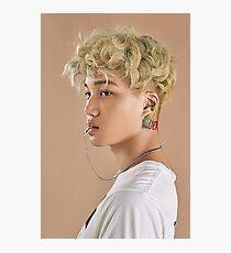 EXO Lucky Kai Photographic Print
