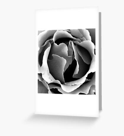 Dark heart Greeting Card