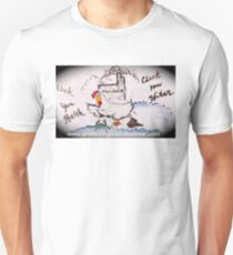 Don't Let Harim Cluck your Health T-Shirt