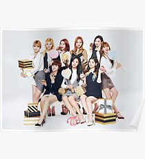 Twice - Sweets  Poster