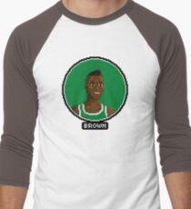 Dee Brown - Celtics Men's Baseball ¾ T-Shirt