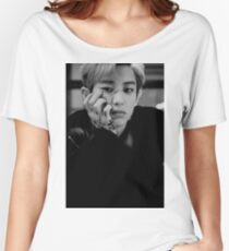 EXO Lotto Chanyeol Women's Relaxed Fit T-Shirt