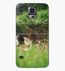 Through the Fence Case/Skin for Samsung Galaxy