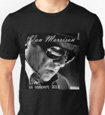 VAN MORRISON LIVE IN CONCERT 2016 Unisex T-Shirt