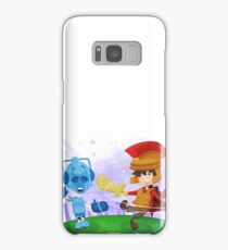 Doctor Who babies - inspired by Rory and the Cybermen Samsung Galaxy Case/Skin